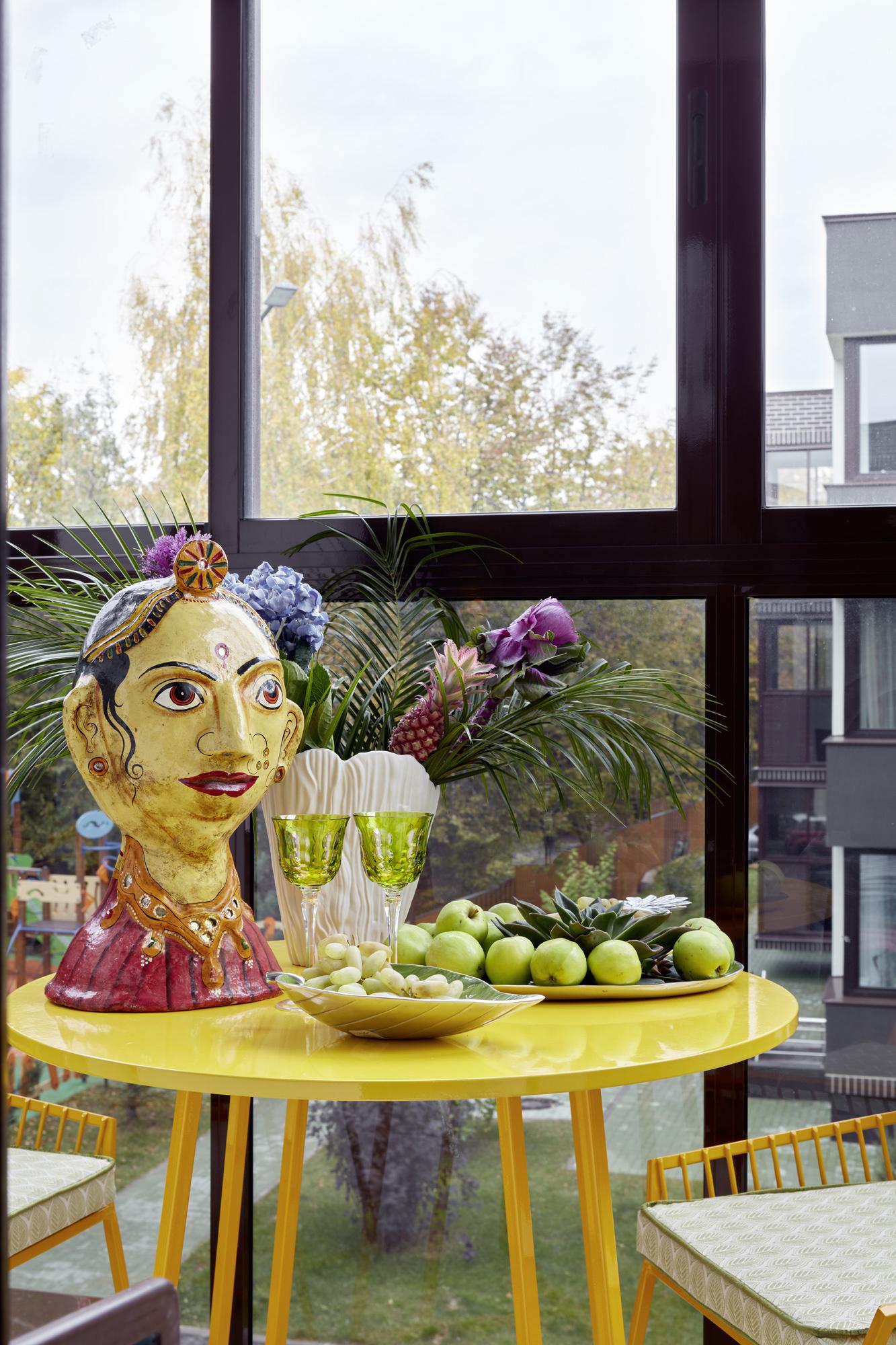 Оформление балкона: 25 креативных идей (галерея 1, фото 4)