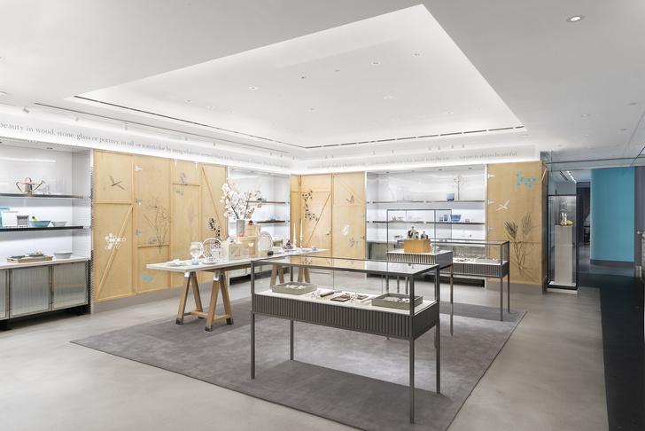Новый временный флагман Tiffany&Co в Нью-Йорке (фото 4)