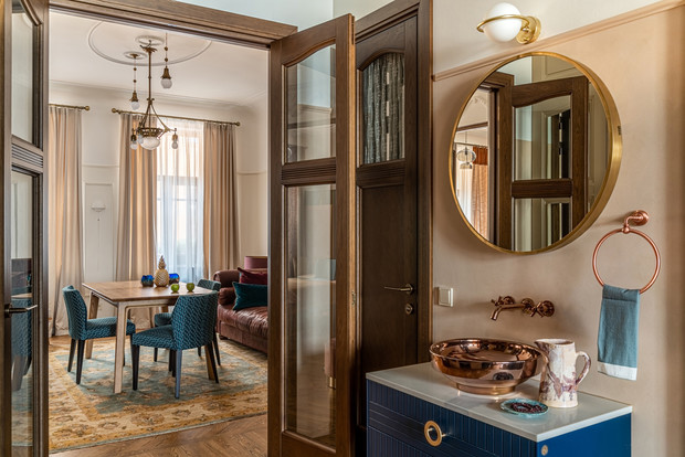 Квартира в Санкт-Петербурге (фото 2)