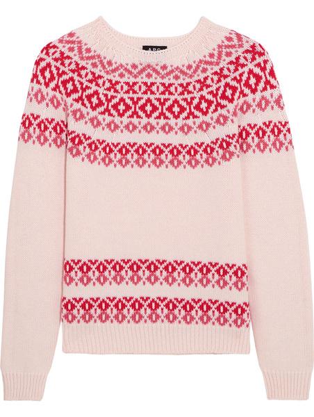 Скандинавские узоры: красивые зимние свитера   галерея [1] фото [11]