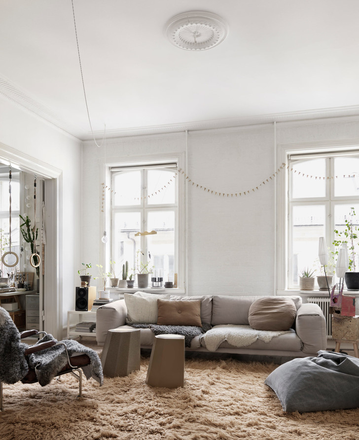 Новая квартира вокалистки группы The Cardigans в Мальмё (фото 0)