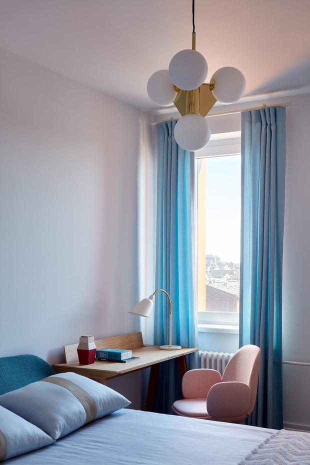 Вопрос эксперту: шторы для маленькой спальни (фото 10)