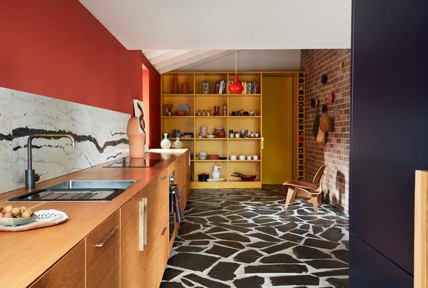 Эклектичный дом в пригороде Сиднея (фото 7)
