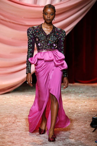 Побег из Самарканда: показ Ulyana Sergeenko Couture в Париже (фото 4.1)
