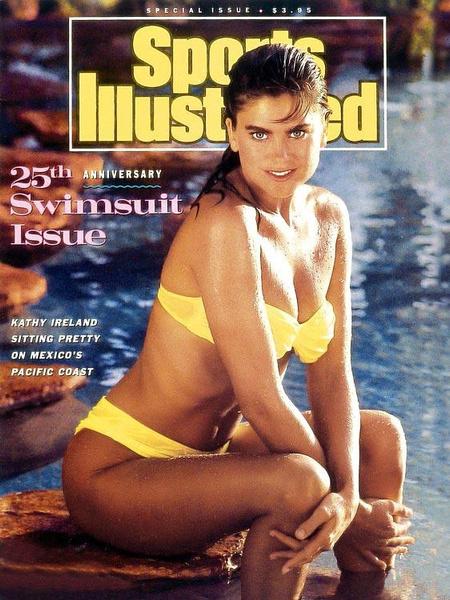 Опубликована обложка нового номера Sports Illustrated Swimsuit Issue   галерея [1] фото [14]