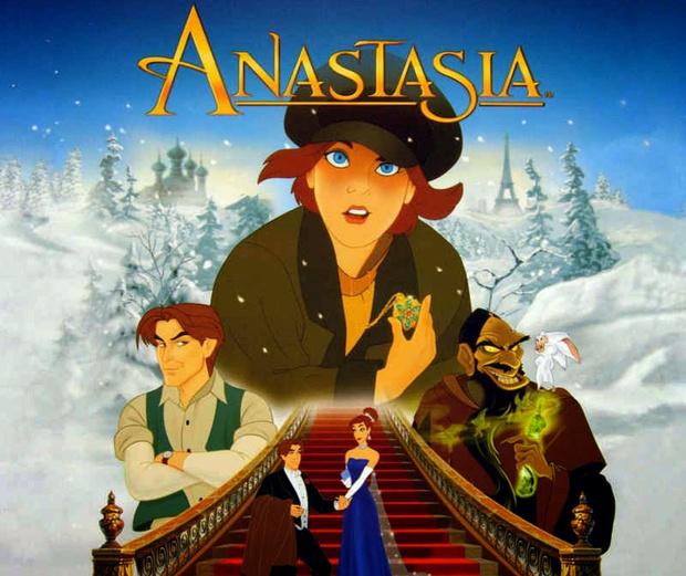 Что будет с мультфильмом  «Анастасия» ? (фото 1)