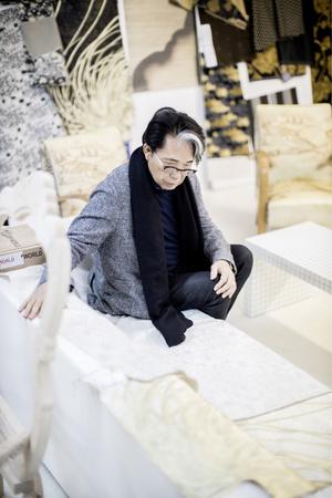 Зачарованный странник: интервью с Кензо Такада (фото 1)