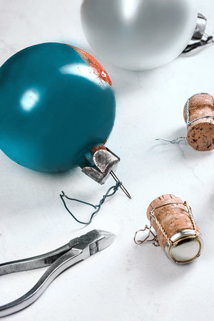 Дизайнерский рождественский венок от Максима Лангуева (фото 5.2)