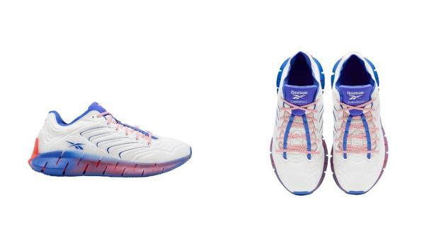 Будущее кроссовок: как выглядит коллаборация Reebok Zig Kinetica x Chromat (фото 1)