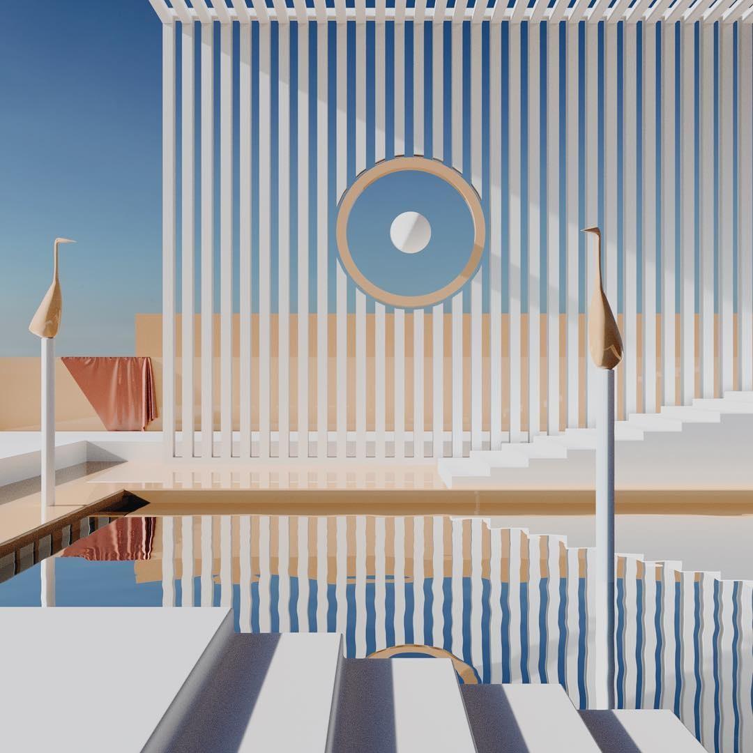 Инстаграм недели: архитектура мечты Алексиса Христодулу (галерея 10, фото 2)