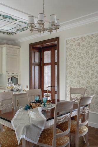 Классический интерьер квартиры в Самаре (фото 4.1)