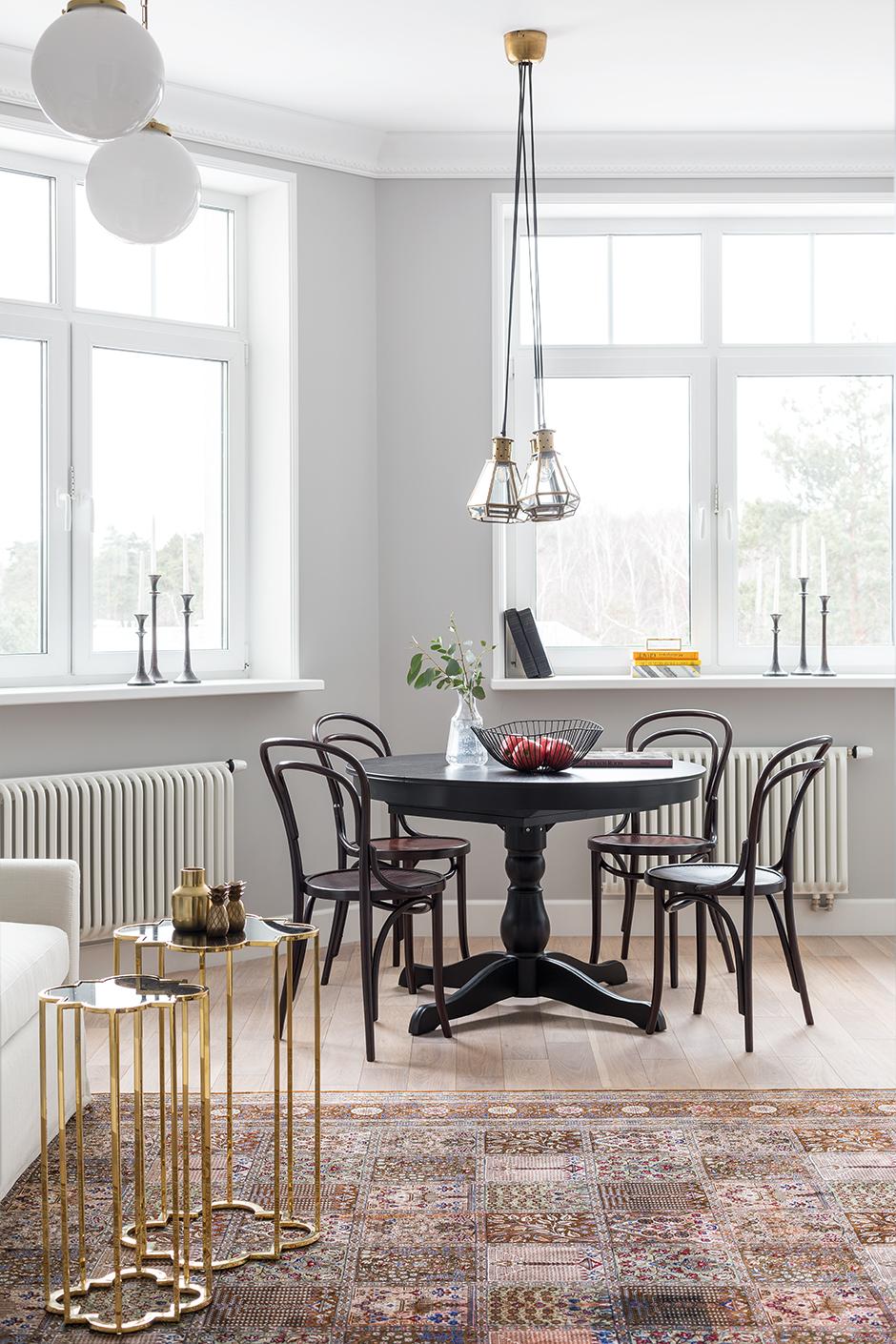Венские стулья в интерьере: 10+ примеров (галерея 1, фото 4)