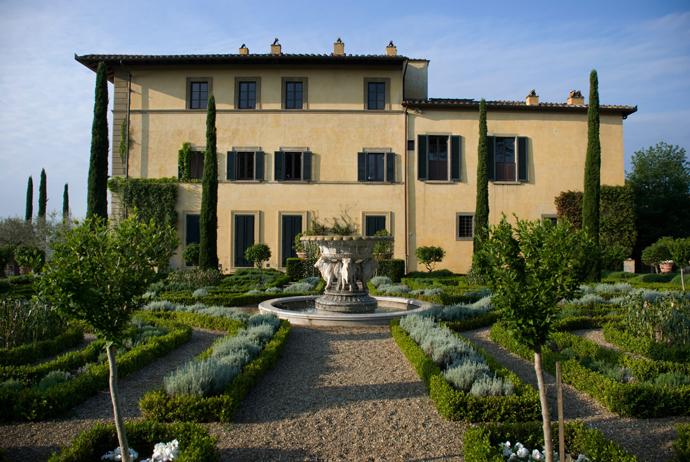 Дома звезд: вилла Стинга в Тоскане (галерея 15, фото 0)