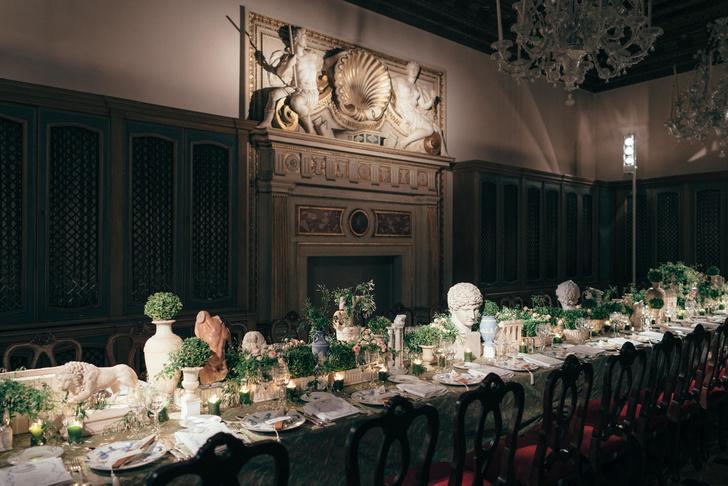 Бал Тьеполо в Palazzo Labia в Венеции (фото 9)