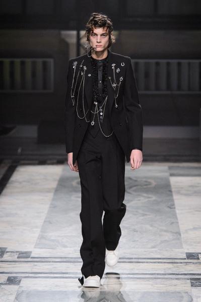 Неделя мужской моды в Лондоне: главные показы | галерея [1] фото [1]