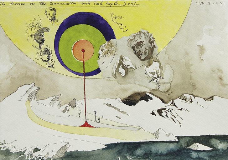 «Человек как рамка для ландшафта»: выставка Павла Пепперштейна (фото 9)
