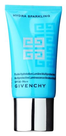 Защитный флюид для лица Hydra Sparkling, Givenchy SPF 30