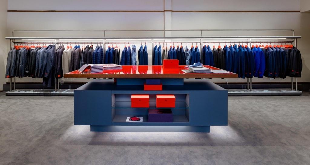 Мода и архитектура: бутик Isaia в здании Фрэнка Ллойда Райта (галерея 4, фото 3)