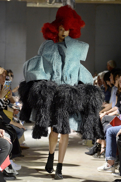 Неделя моды в Париже: день пятый | галерея [4] фото [1]