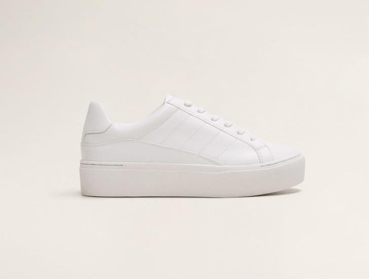 Белые кожаные кеды — константа гардероба. Какие выбрать? (фото 21)