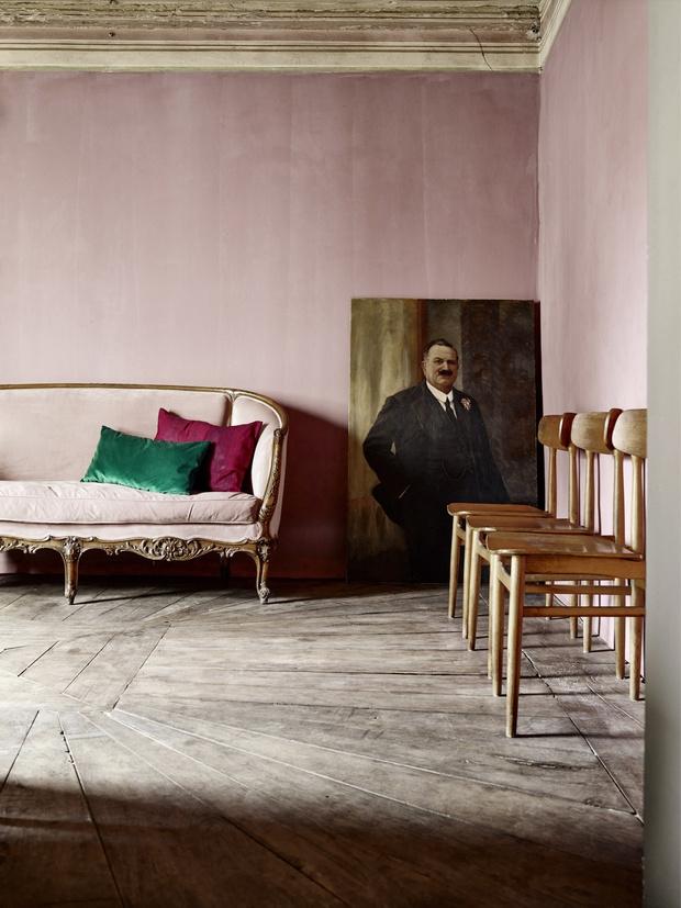 Тайная комната: вилла XVII века в Италии (фото 12)