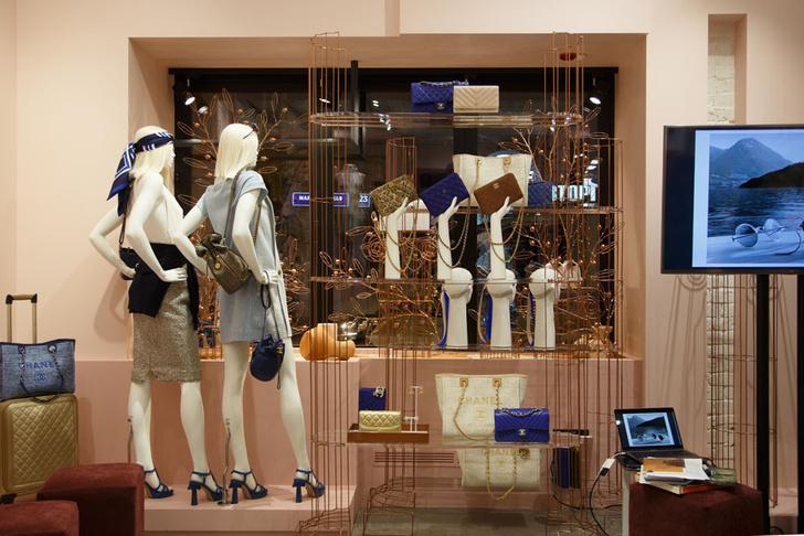 Вечеринка ELLE DECORATION в эфемерном бутике Chanel