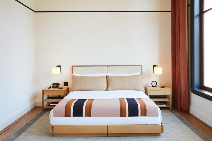 Уютный Shinola Hotel в Детройте (фото 5)