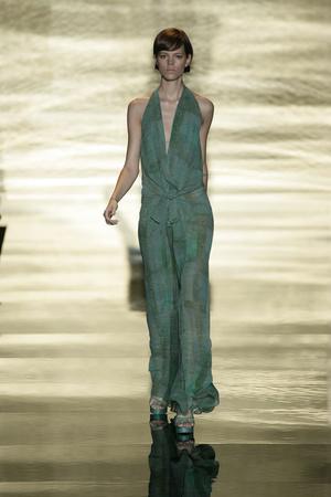 Показ Rosa Cha коллекции сезона Весна-лето 2009 года prêt-à-porter - www.elle.ru - Подиум - фото 76147