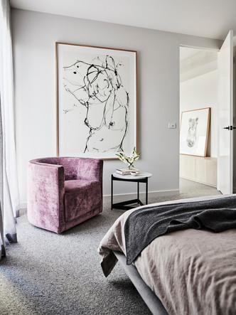 Дом в Мельбурне с пастельными акцентами (фото 12.2)