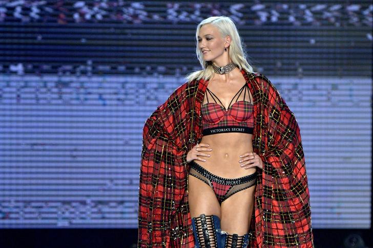 Триумфальное возвращение одного из легендарных «ангелов» Victoria's Secret (фото 4)