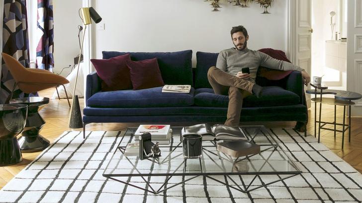 Квартира в бывшем офисе в Париже (фото 0)