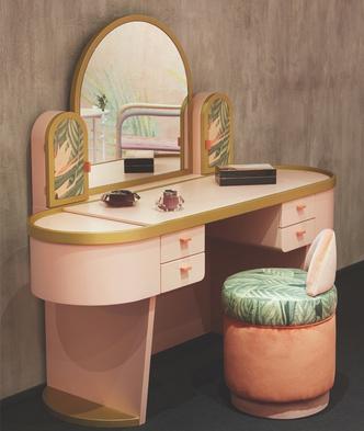 Ремесло и дизайн: Stranger Pinks в интерьерах виллы Джо Понти (фото 0.1)