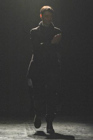 Показ Nicolas Andreas Taralis коллекции сезона Осень-зима 2012-2013 года prêt-à-porter - www.elle.ru - Подиум - фото 373061