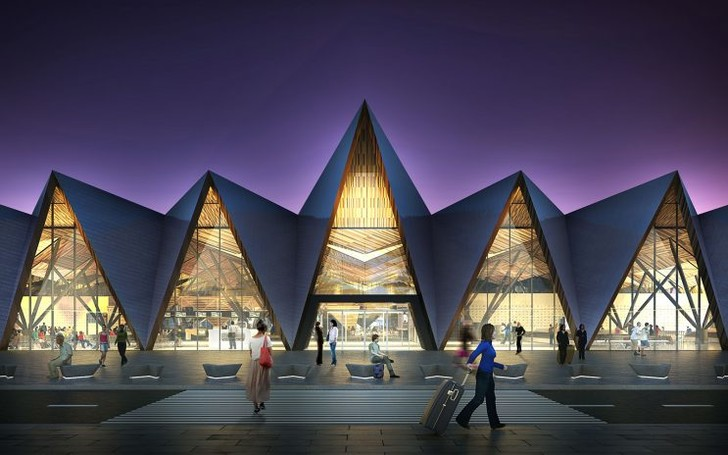 Проект реконструкции аэропорта Нового Уренгоя (фото 2)
