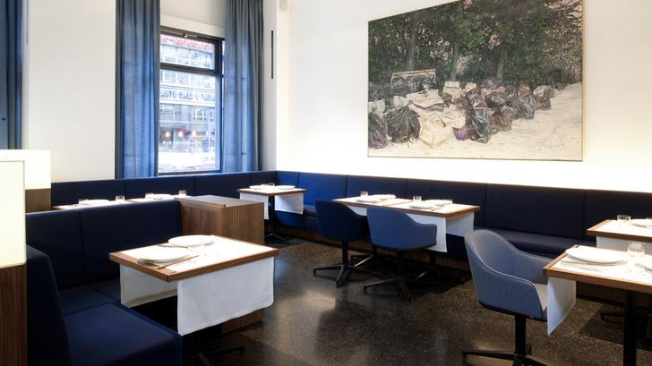 Ресторан Tim Raue в Берлине – 48-я строчка The World's 50 Best Restaurants-2017