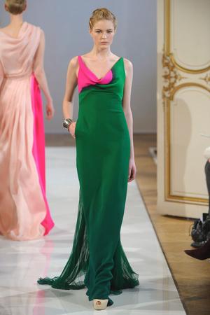 Показ Christophe Josse коллекции сезона Весна-лето 2012 года haute couture - www.elle.ru - Подиум - фото 330182