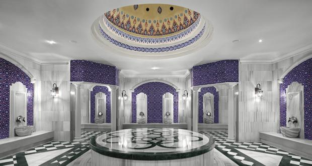 Wellness-центр AB-I ZEN Spa & Rituals отеля Ela Quality Resort