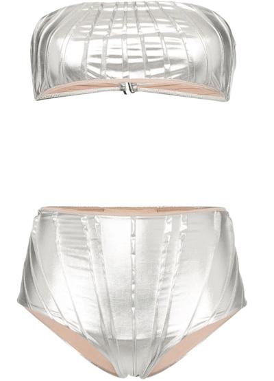 Слитно или раздельно? 20 купальников, которые будут в моде этим летом (галерея 5, фото 4)