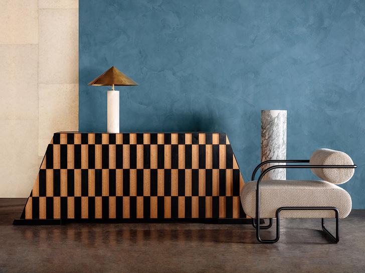 Новая коллекция мебели и света от Келли Уэстлер (фото 3)