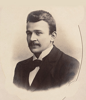 Портрет Роберта Беркинга (1872–1908).