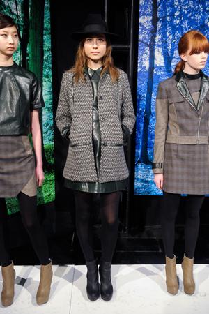Показы мод Charlotte Ronson Осень-зима 2013-2014 | Подиум на ELLE - Подиум - фото 904