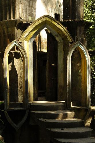 Las Pozas: cюрреалистический парк в мексиканских джунглях (фото 9.1)