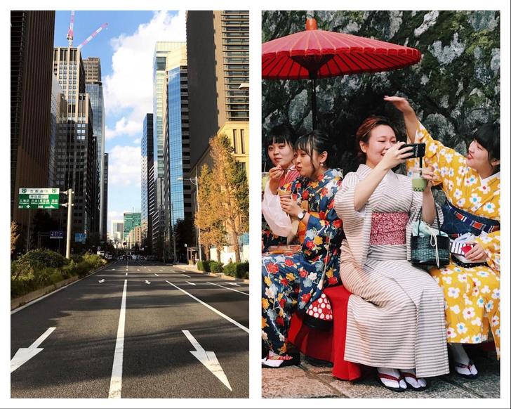 Путешествие Алены Долецкой в Японию, рассказанное ею самой. День 3 (фото 1)