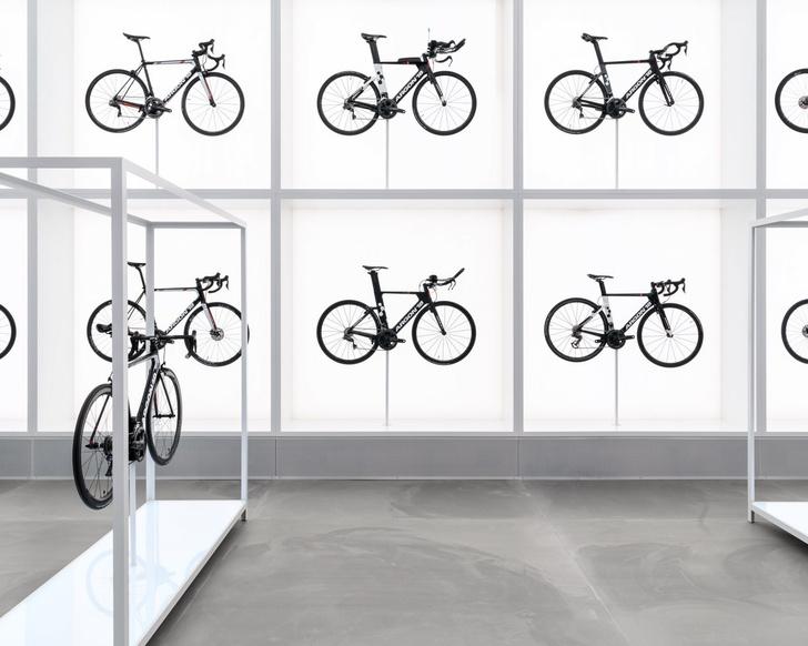 Магазин велосипедов от дизайнеров  Johannes Torpe Studio (фото 0)