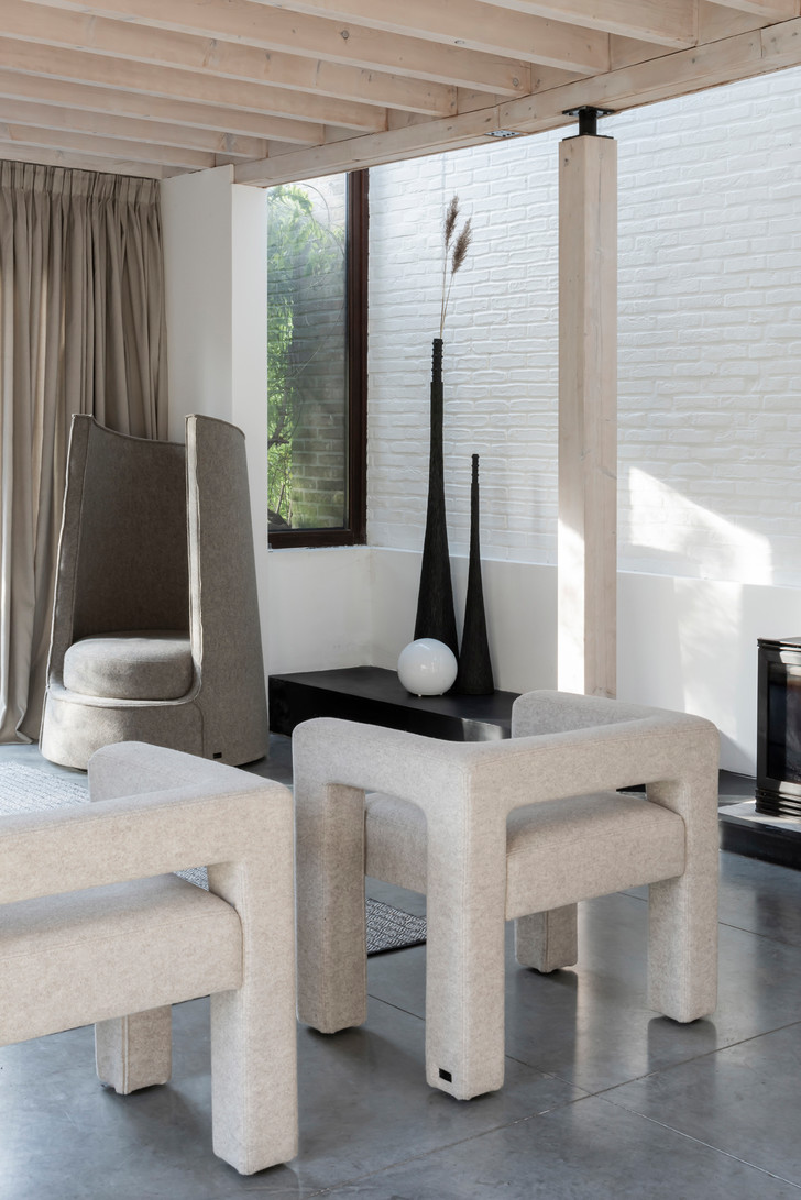 Шоурум-резиденция Faina Design в Брюсселе (фото 9)