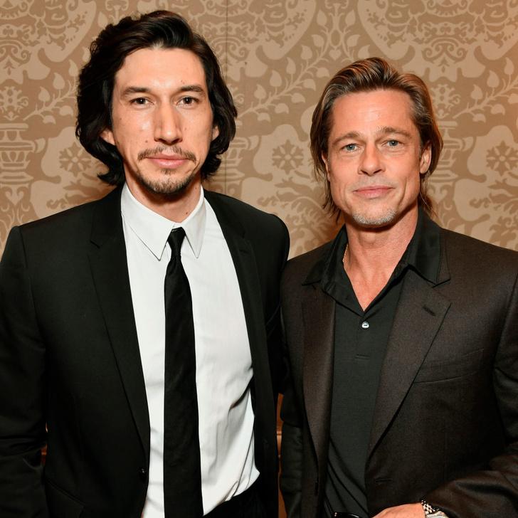 Сезон киновечеринок объявляется открытым: Брэд Питт, Леонардо Ди Каприо, Сирша Ронан и другие гости AFI Awards (фото 10)