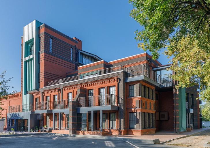 Итоги архитектурного конкурса «Золотой Трезини» (фото 7)
