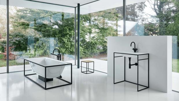 Стильная ванная комната: 10 трендов (фото 17)