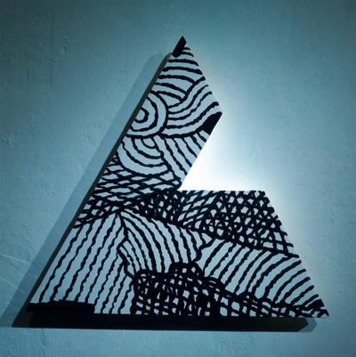 Выставка «Движение пространств» в галерее VS unio (галерея 3, фото 3)