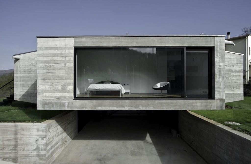 Здание из бетона штамповка для бетона купить